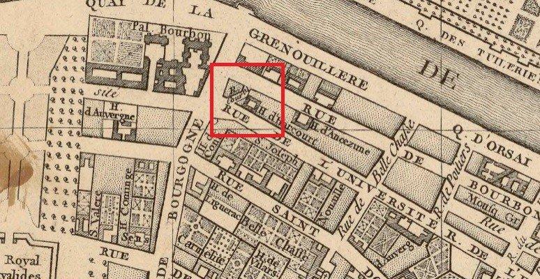 plan lattré 1785