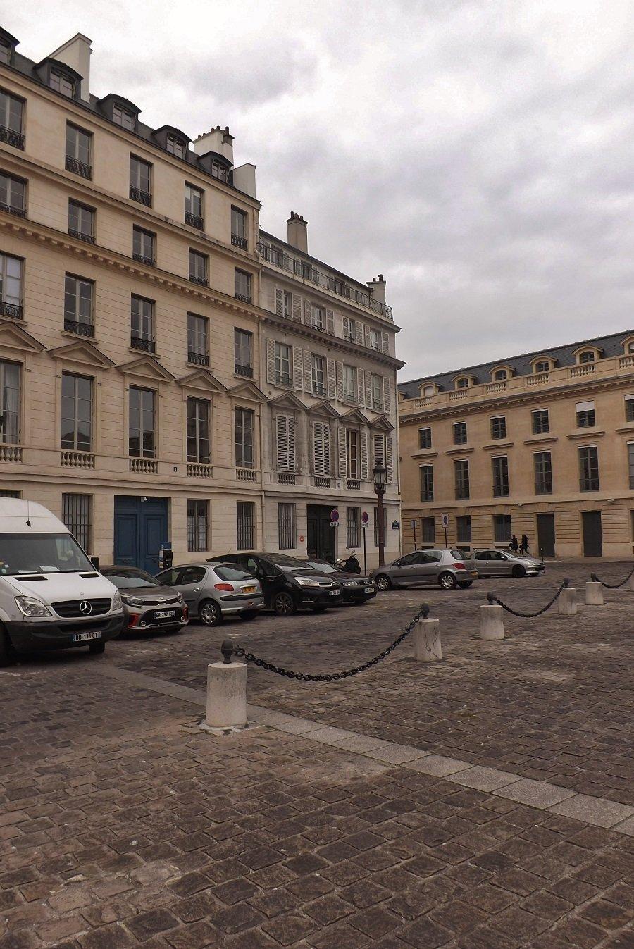 immeubles place palais bourbon